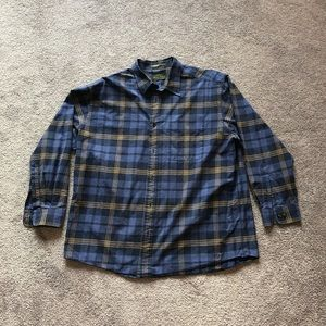 Orvis Signature Collection Button Up Shirt